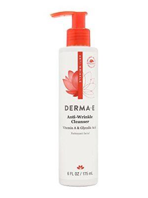 DERMA E Anti-Wrinkle Cleanser 6 fl. oz