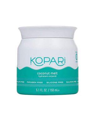 Kopari Organic Coconut Melt   Multi Purpose Skin Moisturizer, 100% Unrefined Organic Coconut Oil Skin Care For Body…