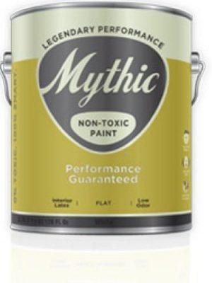 Mythic Paint Non-Toxic Paint – Flat – Gallon