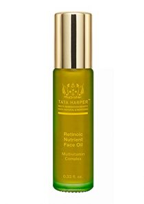 Tata Harper Retinoic Nutrient Face Oil, Hydrating Face Oil, 100% Natural, Made Fresh in Vermont, 10ml