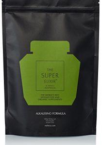 WelleCo – Natural Super Elixir Greens (Original Pineapple Lime, 300g)