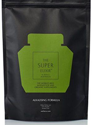 WelleCo Natural Super Elixir Greens