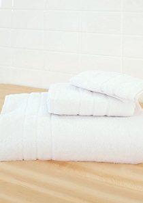 Cariloha 600 GSM Bamboo & Turkish Cotton 3 Piece Towel Set – Odor Resistant, Highly Absorbent – Set Includes 1 Bath…