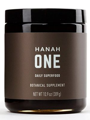 HANAH ONE Ayurvedic superfood Supplement, 10.9 Oz