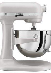 KitchenAid KP26M1XES 6 Qt. Professional 600 Series Bowl-Lift Stand Mixer – Espresso