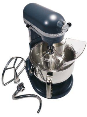 KitchenAid KP26M1XCE 6 Qt. Professional 600 Series Bowl-Lift Stand Mixer – Copper Pearl