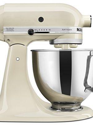 KitchenAid KSM150PSBX Artisan Series 5-Qt. Stand Mixer with Pouring Shield – Bordeaux