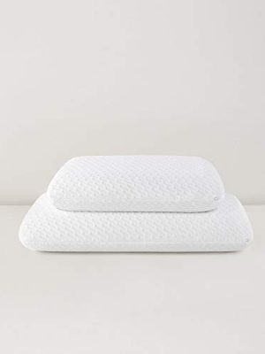 Tuft & Needle Premium Pillow, Standard Size with T&N Adaptive Foam, Sleeps Cooler & More Supportive Than Memory Foam…