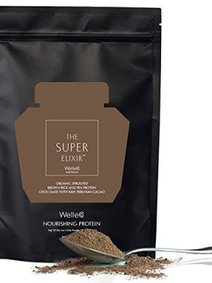 WelleCo Nourishing Plant Based Protein Supplement