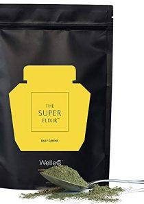 Welleco Super Elixir Lemon and Ginger 300g (10.5 Oz) Pouch