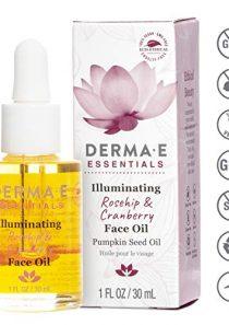 DERMA E Nourishing Rose Cleansing Oil, 2 Fluid Ounce