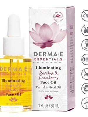 DERMA E Nourishing Rose Cleansing Oil, 2 oz