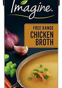 Imagine Free Range Chicken Broth, Organic, Low Sodium, 32 oz