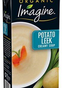 Imagine Organic Creamy Soup, Potato Leek, 32 oz.