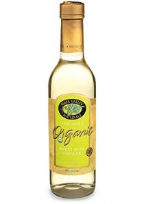 Napa Valley Naturals Organic White Wine Vinegar, 12.7 Ounce (2-Pack)