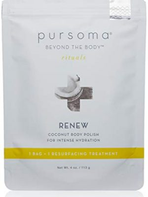Pursoma Renew Coconut Body Polish, 4 oz