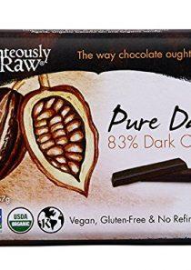 Righteously Raw Mixed Bars Box (6 bars)