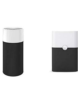 Blueair Blue Pure 121 Air Purifier for Home 3 Stage and Blue Pure 121 Particle and Activated Carbon Replacement Filter