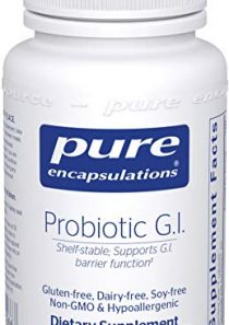 Pure Encapsulations – Probiotic G.I. – Shelf Stable Probiotic Blend to Support Healthy Immune Function Within The Gastro…
