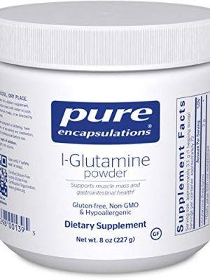 Pure Encapsulations L-Glutamine Powder | Supplement for Immune and Digestive Support, Gut Health and Lining Repair…