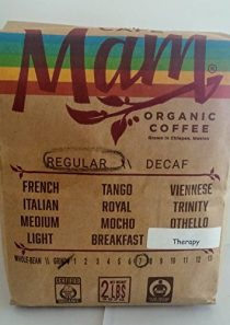 Enema Coffee – ORGANIC- 2 LBS- Cafe Mam THE ONLY ENEMA COFFEE Recommended by Gerson Institute.