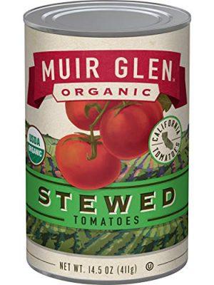 Muir Glen, Organic Stewed Tomatoes, 14.5 oz