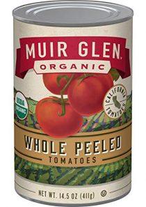 Muir Glen, Organic Whole Peeled Tomatoes, 14.5 oz