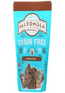 Paleonola – Grain Free Granola Chocolate Fix Flavor – Non-GMO, Grain, Soy, Gluten, Dairy Free – Low Carb Protein Snack…