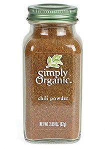 Simply Organic Chili Powder, Certified Organic | 2.89 oz