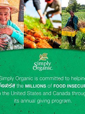 Simply Organic Bay Leaf, Certified Organic | 0.14 oz