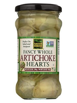 Native Forest Whole Artichoke Hearts, 9.9 Ounce – 6 per case.